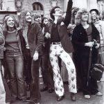 Abschlussdemonstration des Pfingsttreffens der Homosexuellen Aktion Westberlin (HAW), Westberlin, 1973, Foto: Rüdiger Trautsch/Schwules Museum